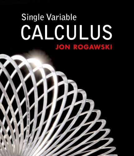 9780716749905: Single Variable Calculus