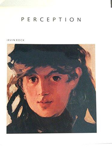 9780716750017: Perception (Scientific American Library Series)