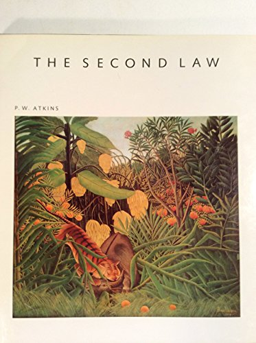 9780716750048: The Second Law (Scientific American Library series)