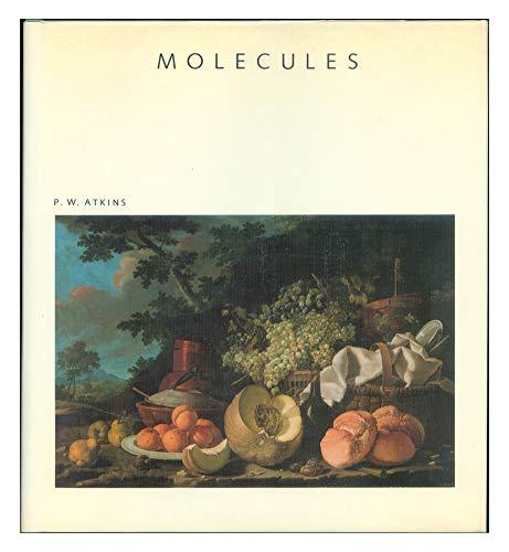 9780716750192: Molecules (Scientific American Library)