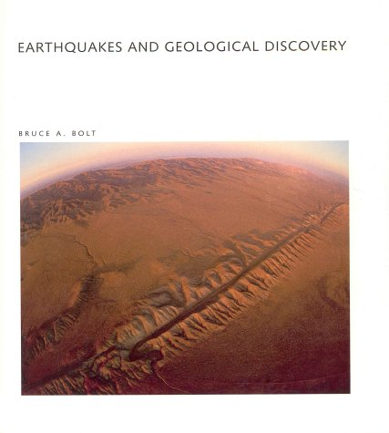9780716750406: Earthquakes and Geological Discovery (Scientific American Library)