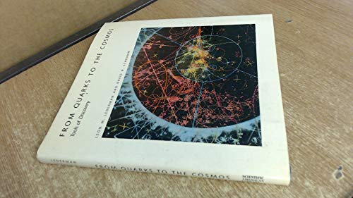 9780716750529: From Quarks to the Cosmos: Tools of Discovery (Scientific American Library series)