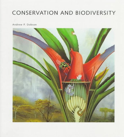9780716750574: Conservation and Biodiversity (Scientific American Library)
