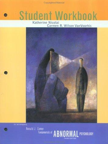 Katherine Nicolai Carmen Wilson Van Voorhis Abebooks