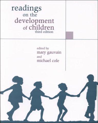 9780716751359: The Readings on the Development of Children