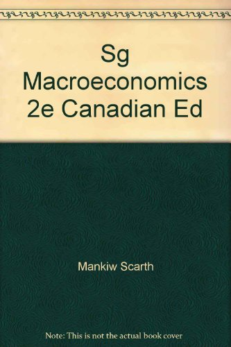 9780716751441: Macroeconomics: Student Guide and Workbook