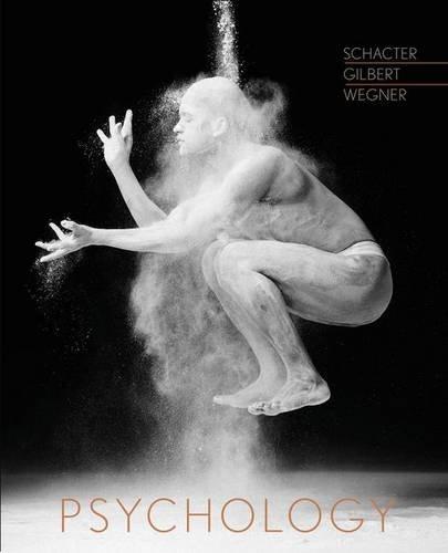 Psychology: Schacter, Daniel L.;