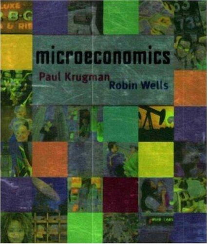 9780716752295: Microeconomics
