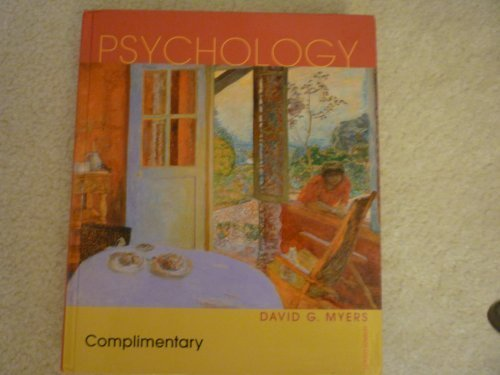 9780716752523: Psychology in Modules