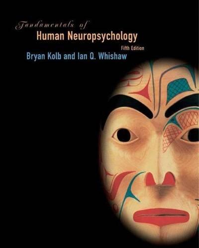 9780716753001: Fundamentals of Human Neuropsychology