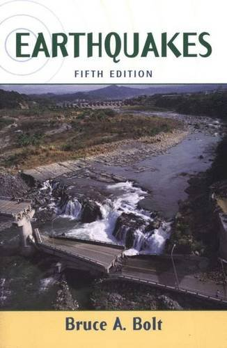 9780716756187: Earthquakes, Fifth Edition