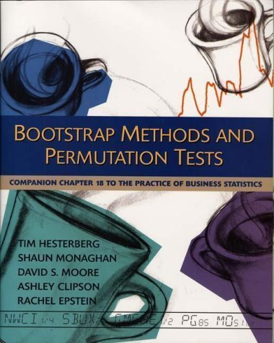 9780716757269: Companion Chapter 18: Bootstrap Methods And Permutation Tests for the Practice of Business Statistics
