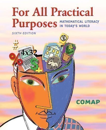 9780716757320: For All Practical Purposes: Mathematical Literacy in Today's World