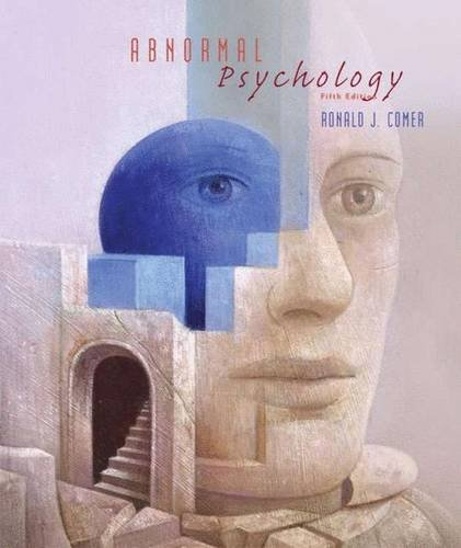 9780716757924: Abnormal Psychology, Fifth Edition
