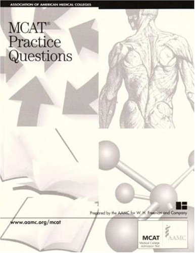 9780716759072: MCAT Practice Questions