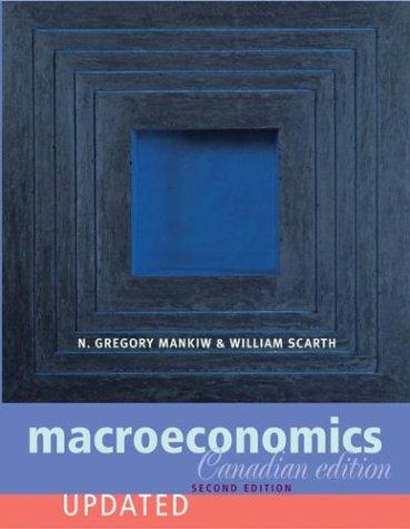 9780716759287: Macroeconomics: Canadian Edition Updated