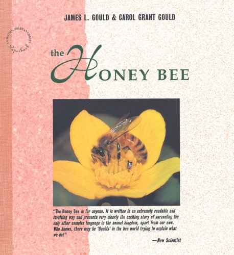 "9780716760108: The Honey Bee (""Scientific American"" Library)"