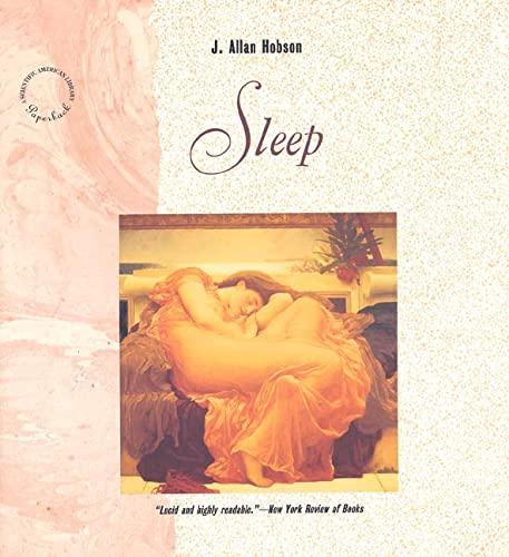9780716760146: Sleep (Scientific American Library Series,)