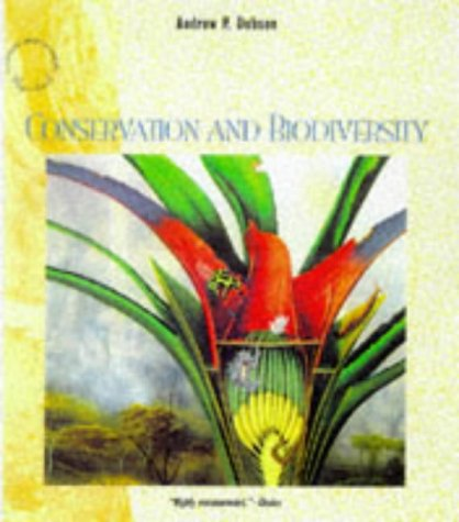 9780716760320: Conservation and Biodiversity (Scientific American Library Paperback)