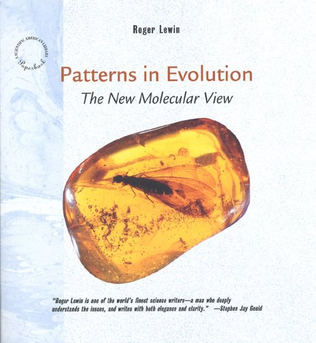 9780716760368: Patterns in Evolution: The New Molecular View (