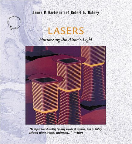 9780716760412: Lasers: Harnessing the Atom's Light
