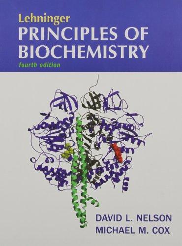 9780716762652: Lehninger Principles of Biochemistry 4e + Cd-rom