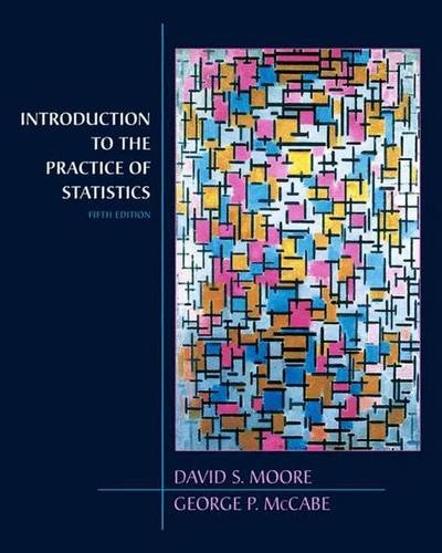 9780716762829: Introduction to the Practice of Statistics
