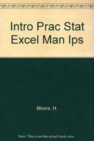Introduction to the Practice of Statistics Excel: George P. McCabe;