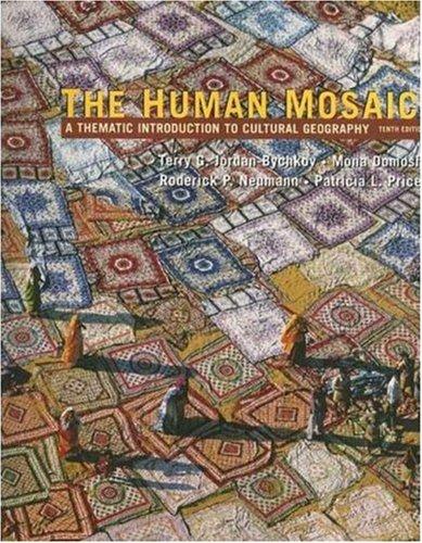 9780716763840: The Human Mosaic