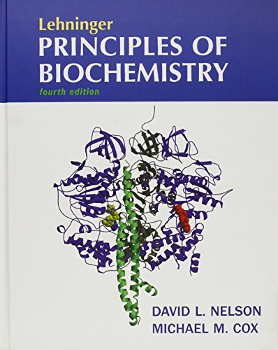 9780716764380: Lehninger Principles of Biochemistry, Fourth Edition + Lecture Notebook