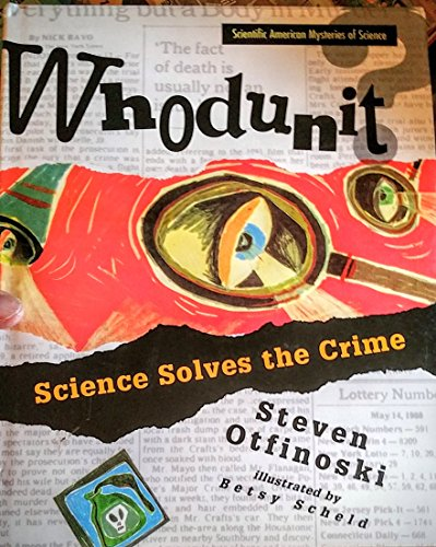 9780716765158: Whodunit?: Science Solves the Crime (Mysteries of Science)