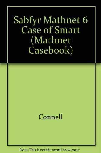 9780716765561: The Case of the Smart Dummy (Mathnet Casebook)