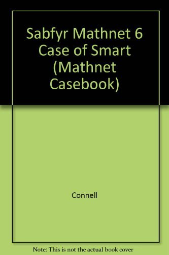 9780716765578: The Case of the Smart Dummy (Mathnet Casebook)