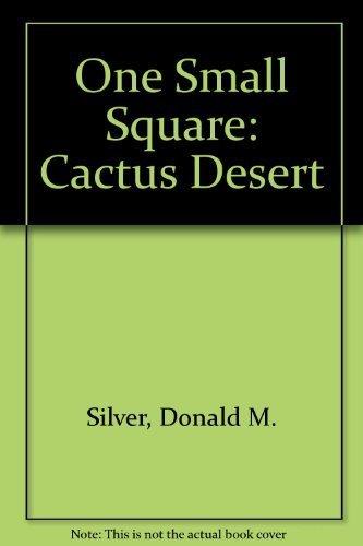 9780716765738: Cactus Desert (One Small Square)