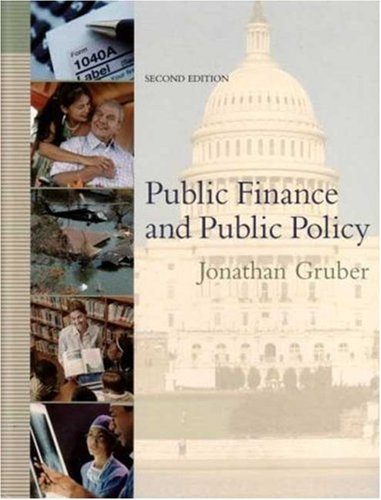 9780716766315: Public Finance and Public Policy