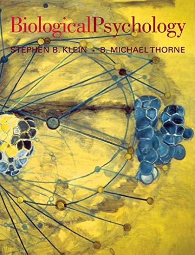 9780716767138: Biological Psychology