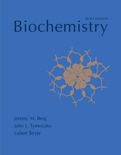 9780716767664: Biochemistry: International Edition