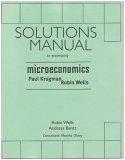 9780716769323: Solutions Manual Ta Microeconomics