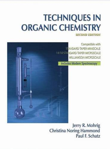 9780716769354: Techniques in Organic Chemistry