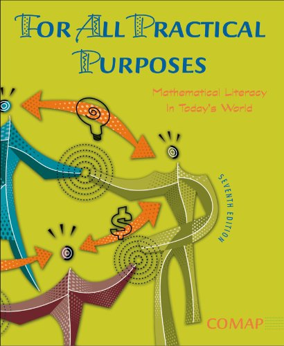 9780716769392: For All Practical Purposes: Mathematical Literacy in Today's World