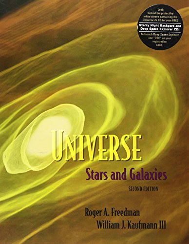 9780716769972: Universe: Stars and Galaxies w/Student CD & Starry Night CD: featuring Starry Night Backyard and Deep Space Explorer