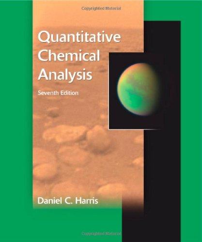 9780716770411: Quantitative Chemical Analysis