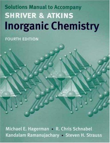 9780716770534: Inorganic Chemistry