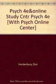 9780716770855: Psychology & Online Study Center