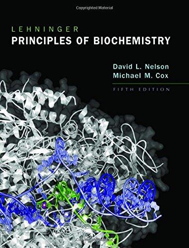 9780716771081: Principles of Biochemistry