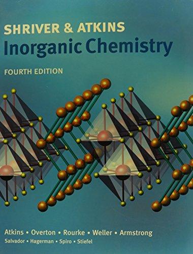 9780716771661: Inorganic Chemistry & Solutions Manual