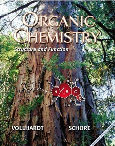 9780716772354: Organic Chemistry: Structure and Function