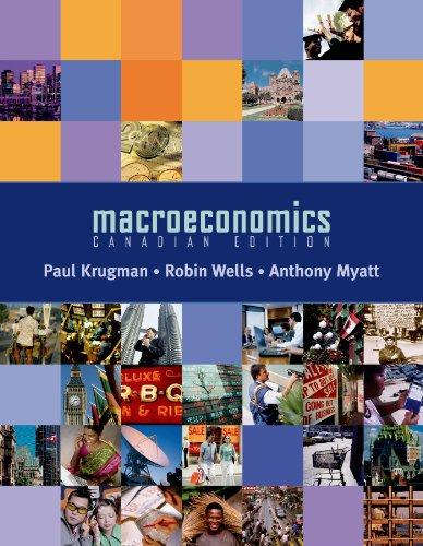 Paul krugman robin wells abebooks macroeconomics canadian edition paul krugman robin fandeluxe Choice Image