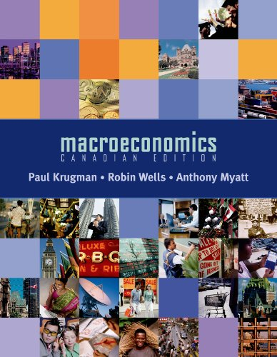 9780716772637: Macroeconomics: Canadian Edition