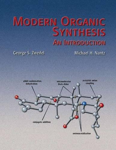 9780716772668: Modern Organic Synthesis